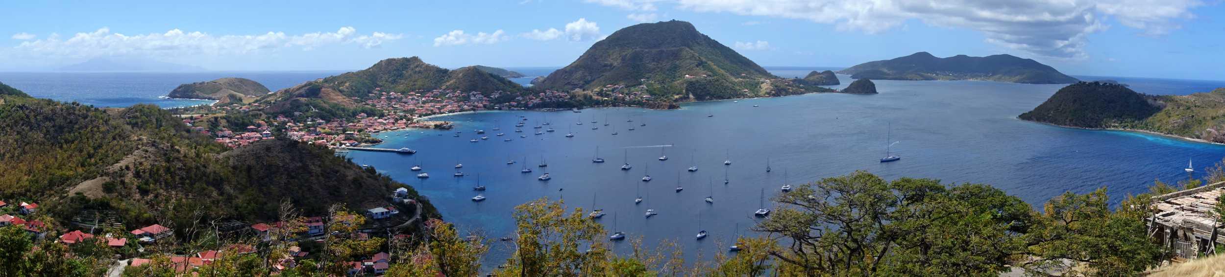 Location de bateau en Guadeloupe