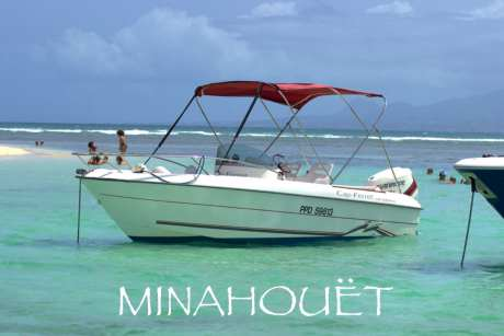 Minahouet - Bateau en location en Guadeloupe