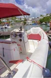 Marjo, bateau Nuova Jolly 23''